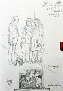 Part 4 Project 5 Exercise 2 - Groups of figures, sketches 7 & 8